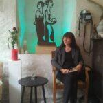 Lesung mit Irmgard Ostermann